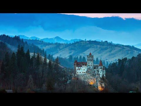В гостях у Дракулы. Румыния: Трансильвания – Бухарест. Синая, Бран, замок Дракулы, замок Пелеш.