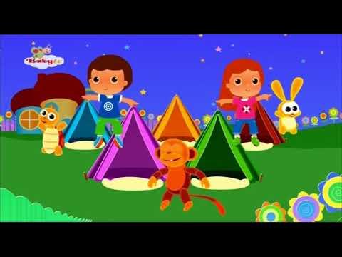Baby TV- What a Wonderful Day- El atardecer (Español)(El gallito dormilón)(Versión 1)