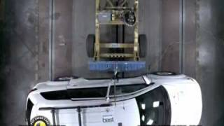 Crash Test 2011 - Fiat Freemont / Dodge Journey (Full Test) Euro NCAP