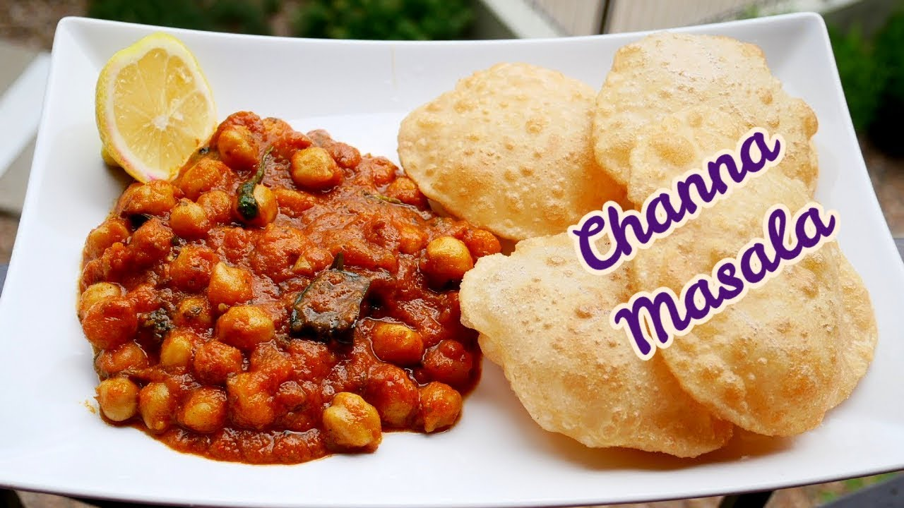 Channa Masala Gravy Recipe in Tamil - Samayal Shows
