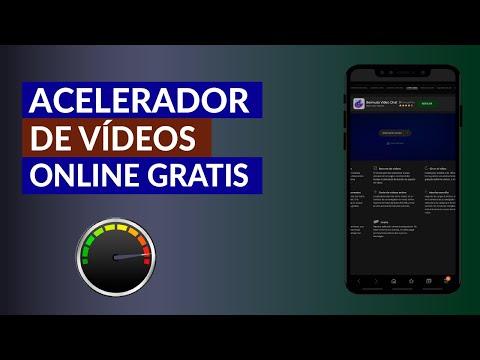 Acelerador de Videos Online | Cambiar la Velocidad de mis Videos