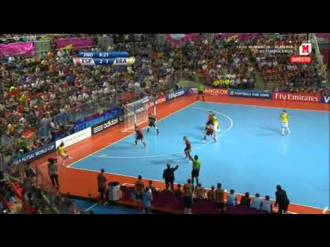 (Futsal Tailandia 2012)