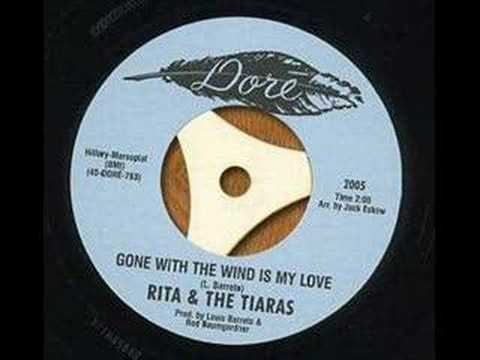 Rita the tiaras gone with the wind is my love youtube - My love gone images ...