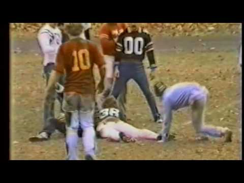 1981 Turkey Bowl Edited for General Audiences