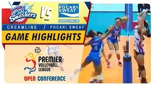 PVL OC 2018: Creamline vs. Pocari-Air Force | Game Highlights | October 14, 2018