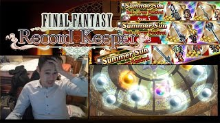 Video [FFRK] Summer Sun Relic Draws! (+ 1 Extra) download MP3, 3GP, MP4, WEBM, AVI, FLV Agustus 2018