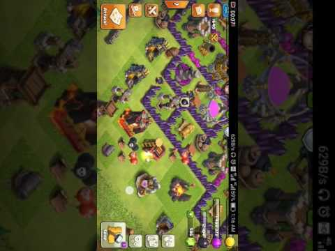 Clash of clans.. Troops missing..Hey! what's wrong with the coc...