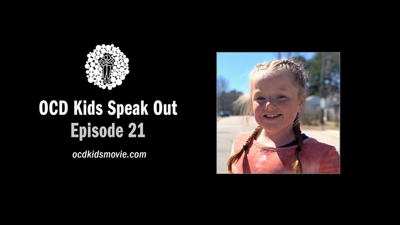 Watch OCD Kids Speak - Madi