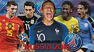 LES 10 CLUBS DE FOOTBALL LES PLUS REPRÉSENTÉS EN COUPE DU MONDE ! 🌍