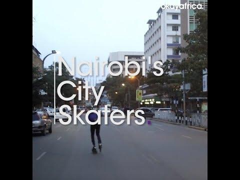 Nairobi's City Skaters