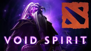 Представляем четвертого духа — Void Spirit