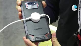 Doogee S70: rugged-phone (IP68) with MediaTek Helio P23 and 5500 mAh