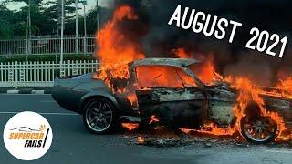 Supercar Fails - Best of August 2021