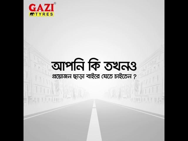Gazi Tyres-Corona Awareness
