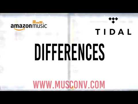 Amazon Music vs Tidal: Which is the best music-streaming service?( 2018 review )