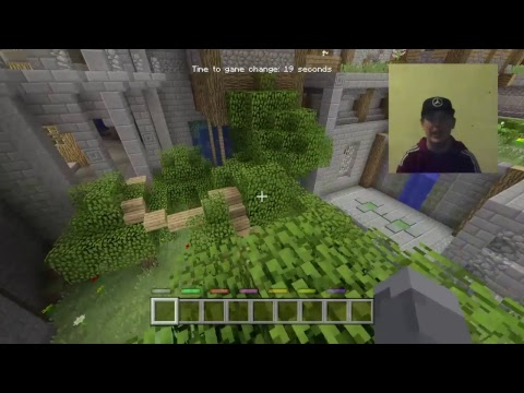 Live - Minecraft - 25 in a row - High power items