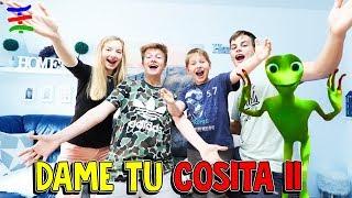 DAME TU COSITA 2 DANCE CHALLENGE Musical.ly 😁 Wer tanzt am besten? TipTapTube Family 👨👩👦👦