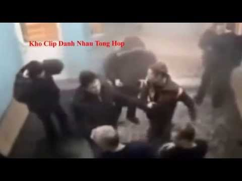 Giang Ho Chem Nhau Moi Nhat 2015 Xem Võ Sư Đánh Ngục 6 Tên Giang Hồ Trong 5s █▬█ █ ▀█▀