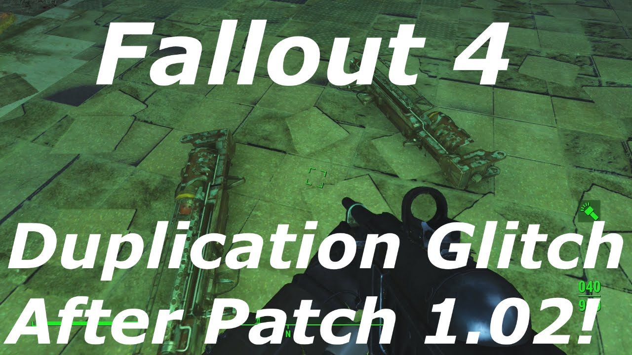 Fallout 4 Infinite Caps Glitch Will Get Patched Quickly
