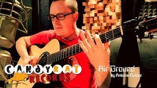 antoine dufour air ground acoustic guitar