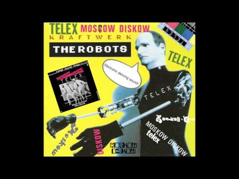 The Moskow Robots Mashup