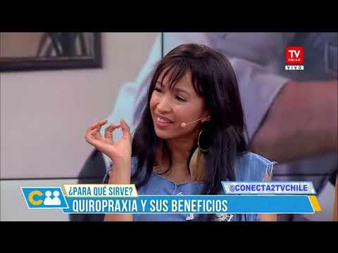 CRISTOBAL DEL CAMPO QUIROPRAXIS EN CONECTADOS 04 DE ABRIL