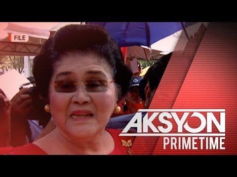 Imelda Marcos, hinatulang guilty sa pitong bilang ng kasong graft