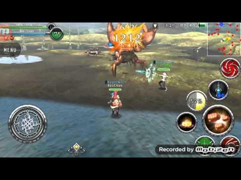[RPG AVABEL ONLINE] Elfeen/Sniper Vs Floor 5 Boss