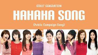 Girls' Generation (소녀시대) – HaHaHa Song (하하하송) Lyrics (HAN/ROM/ENG)