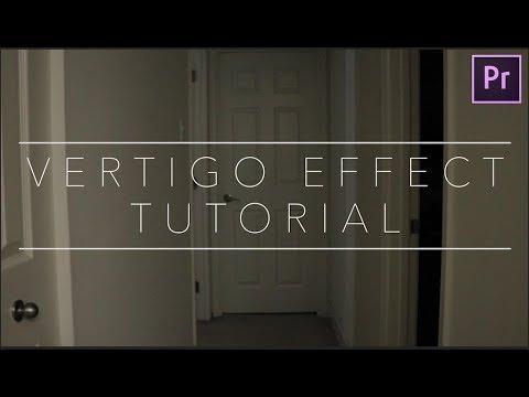 THE VERTIGO EFFECT TUTORIAL (ADOBE PREMIERE PRO CC 2019) thumbnail