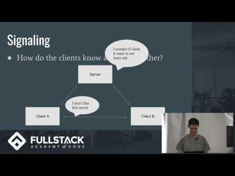 WebRTC Tutorial - How Does WebRTC Work?