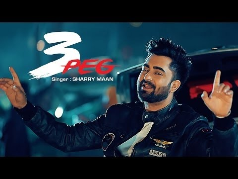 3 Peg Sharry Mann  Full Video Song Parmish Verma   Latest Punjabi Songs   Rv