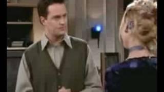 Friends Phoebe Buffay Flirt Chandler