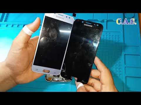 Дисплей качества АА + Samsung J5 J530 2017 меняем дисплей
