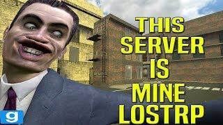 GMod - Hostile Server Takeover