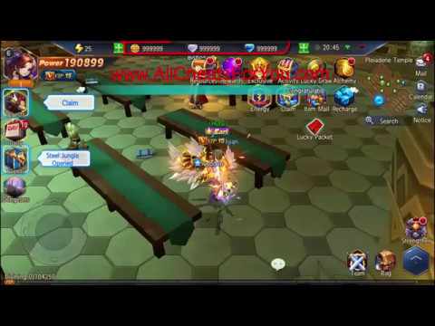 Sword Of Chaos Gold Hack