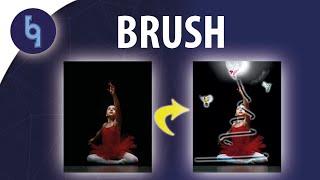 Photoshop Dersleri: Brush ve layer style
