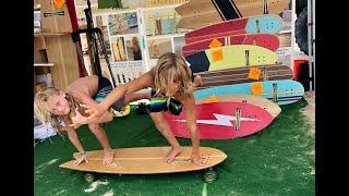 Grommets Explain Hamboards Surfskates
