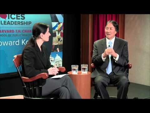 Leadership in Public Service | Howard Koh | Voices in Leadership