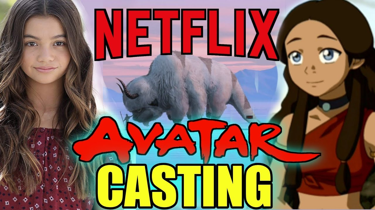 Download Casting Netflix Avatar The Last Airbender Series
