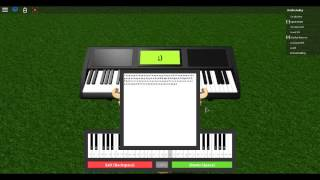 """Call Me Maybe"" Roblox Piano Version"