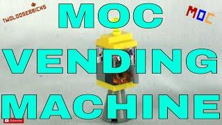 MOC Vending Machine for LEGO City