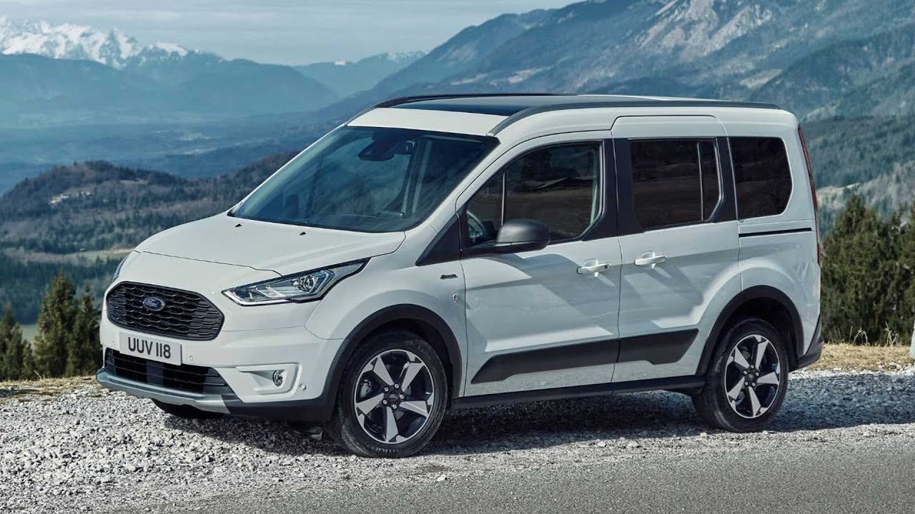 Photos Ford Transit Connect 2021