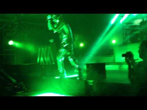 Marteria Marsimoto - Grüner Samt live in München, 9.03.14