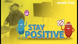 STAY POSITIVE | Week 5 | Get Your Passion Back  | Pastor Derrick Smith