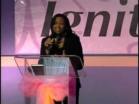 Angene Fynn @ BCF's Womens Ignite Conference Nov. 17th 2012