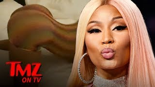 Nicki Minaj Twerking On Instagram Is A Sight To See | TMZ TV