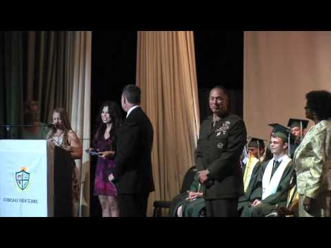 2012 DoDEA Pacific GradCast: Kubasaki HS