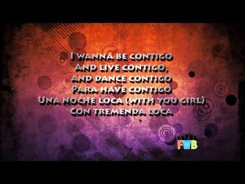 Enrique Iglesias- Bailando (English Version) HD lyrics