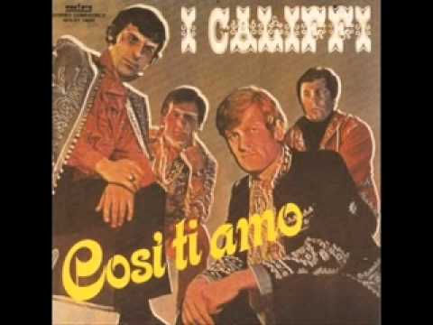 I CALIFFI - Forse Cambierà (When The Swallows Fly - Bee Gees Cover)